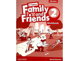 And friends 3.workbook.решебник family